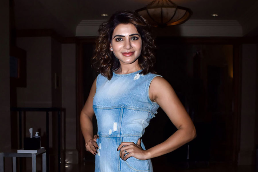 Samantha Akkineni Promotes The Family Man 2