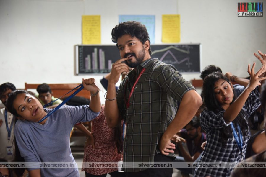 Master Movie Stills Starring Vijay