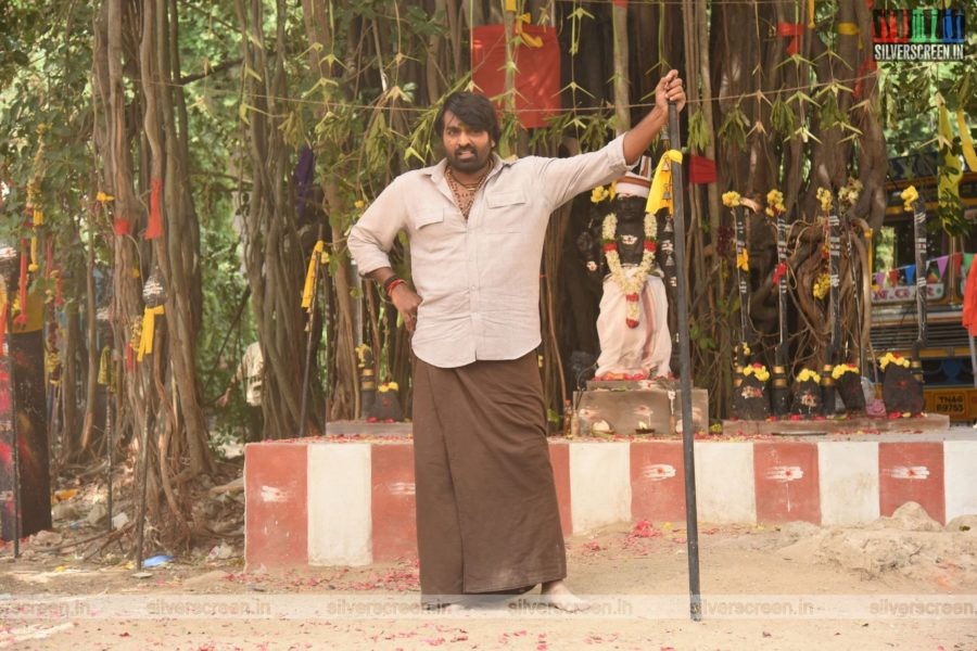 Master Movie Stills Starring Vijay Sethupathi