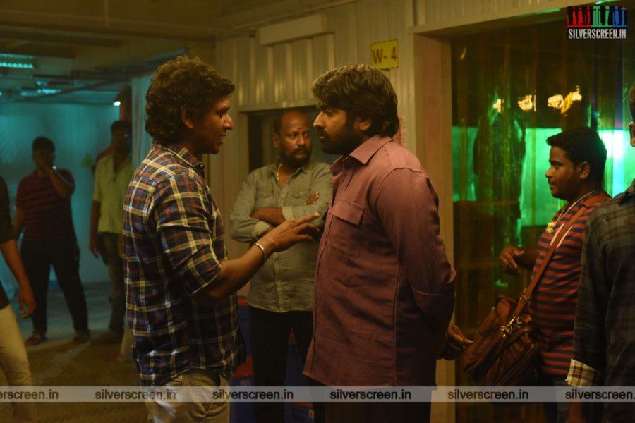 Master Movie Stills Starring Vijay Sethupathi