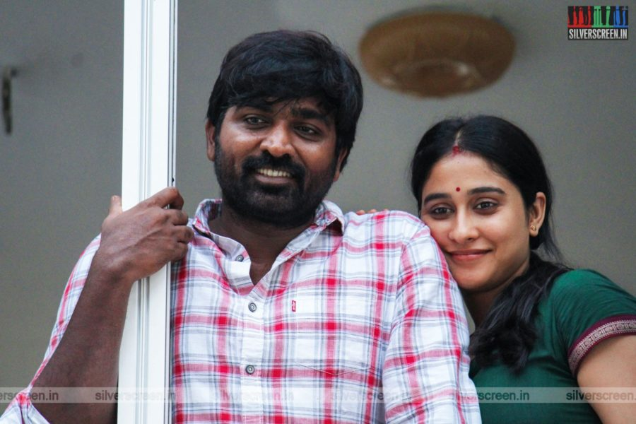 Mugil Movie Stills Starring Vijay Sethupathi, Regina Cassandra