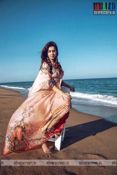 Nikki Galrani Photoshoot Stills