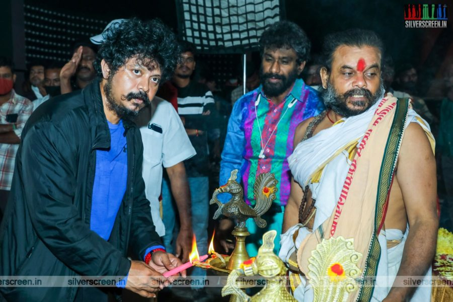 Celebrities At A Movie Launch In Chennai