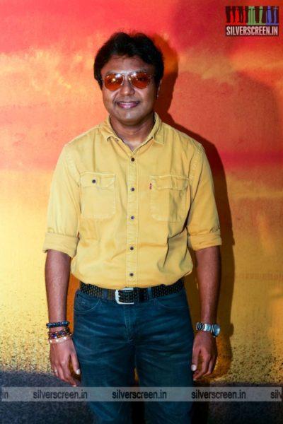 D Imman  At A Movie Launch In Chennai