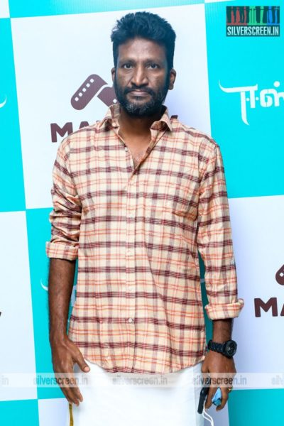 Suseenthiran At The Eeswaran Audio Launch