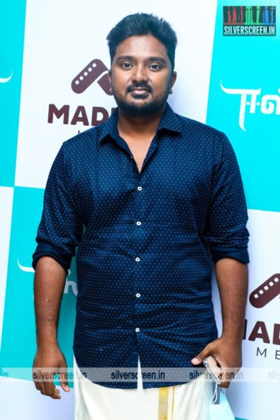 Bala Saraavanan At The Eeswaran Audio Launch