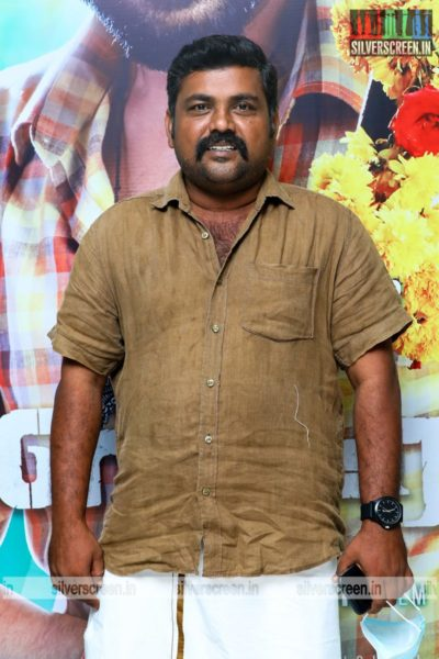 Kaali Venkat At The Eeswaran Audio Launch