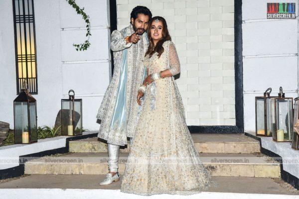 Varun Dhawan, Natasha Dalal Wedding Photos