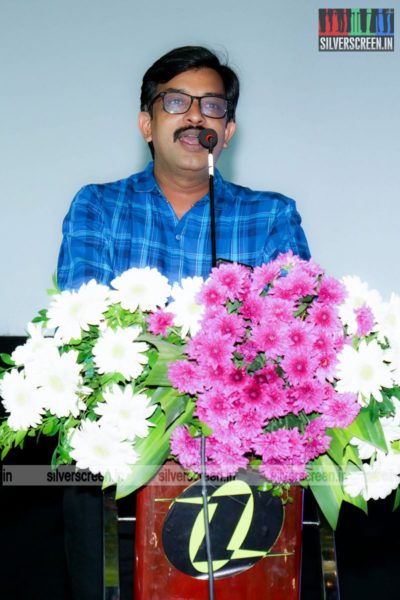Celebrities At The 18th Chennai International Film Festival Awards & Closing function