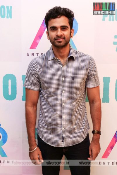 Ashok Selvan At A Movie Launch