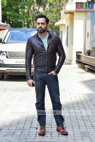 Emraan Hashmi at the Mumbai Saga Trailer Launch