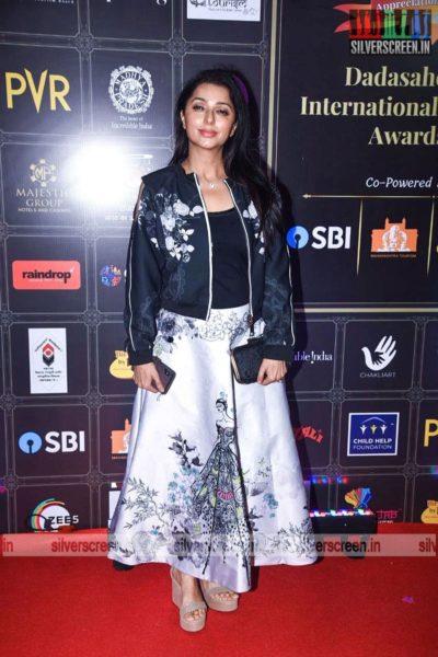 Bhumika Chawla At The Dadasaheb Phalke International Film Festival Awards 2021