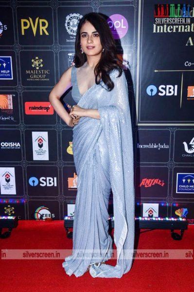 Radhika Madan At The Dadasaheb Phalke International Film Festival Awards 2021
