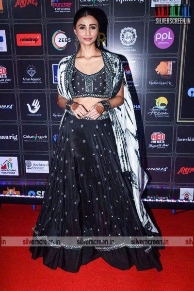 Daisy Shah At The Dadasaheb Phalke International Film Festival Awards 2021