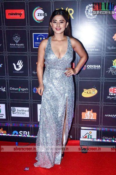 Celebrities At The Dadasaheb Phalke International Film Festival Awards 2021
