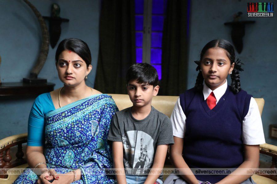 Live Telecast Web Series Stills Starring Priyanka Nair