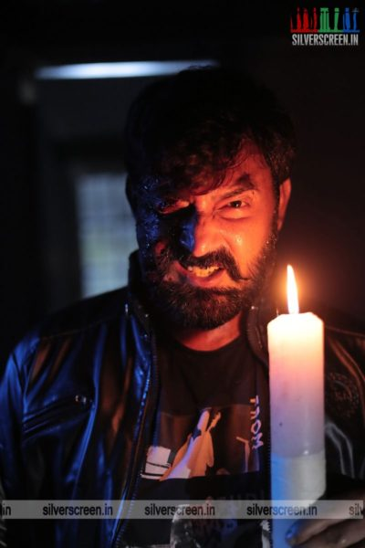 Live Telecast Web Series Stills Starring Aravind Akash