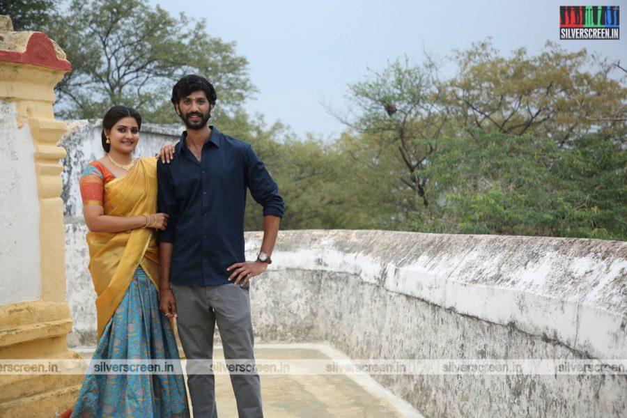 Mayamukhi Movie Stills Starring Ravi Teja Varma, Manochitra