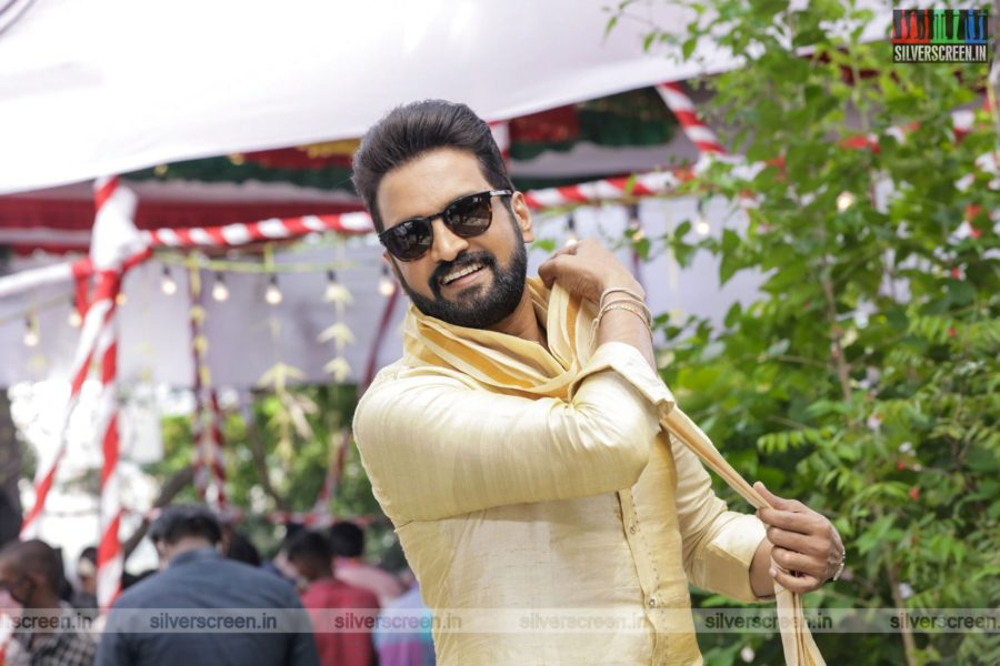Parris Jeyaraj Movie Stills Starring N Santhanam