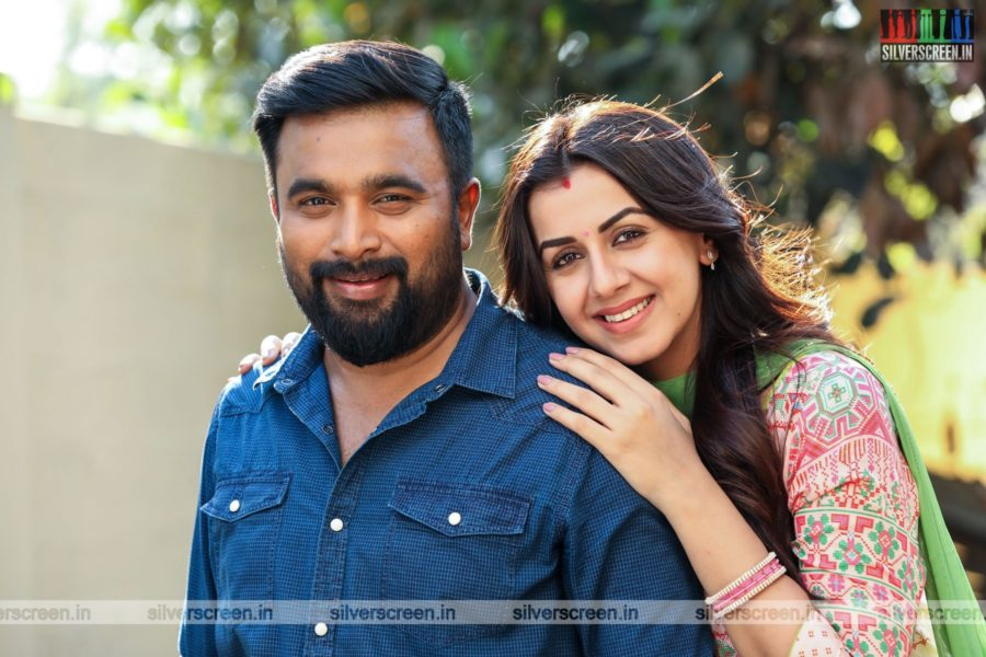 Rajavamsam Movie Stills Starring Sasikumar, Nikki Galrani