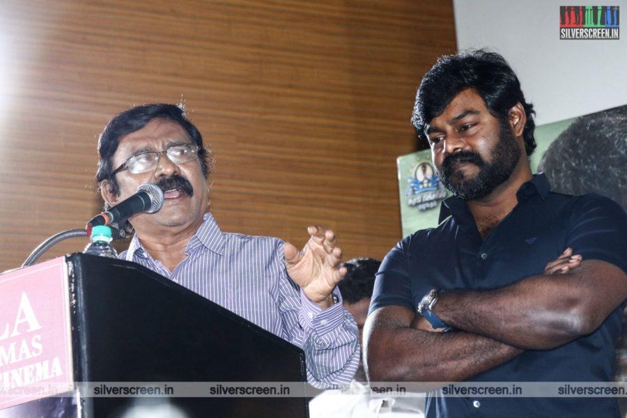 RK Suresh At The Vettai Naai Audio Launch