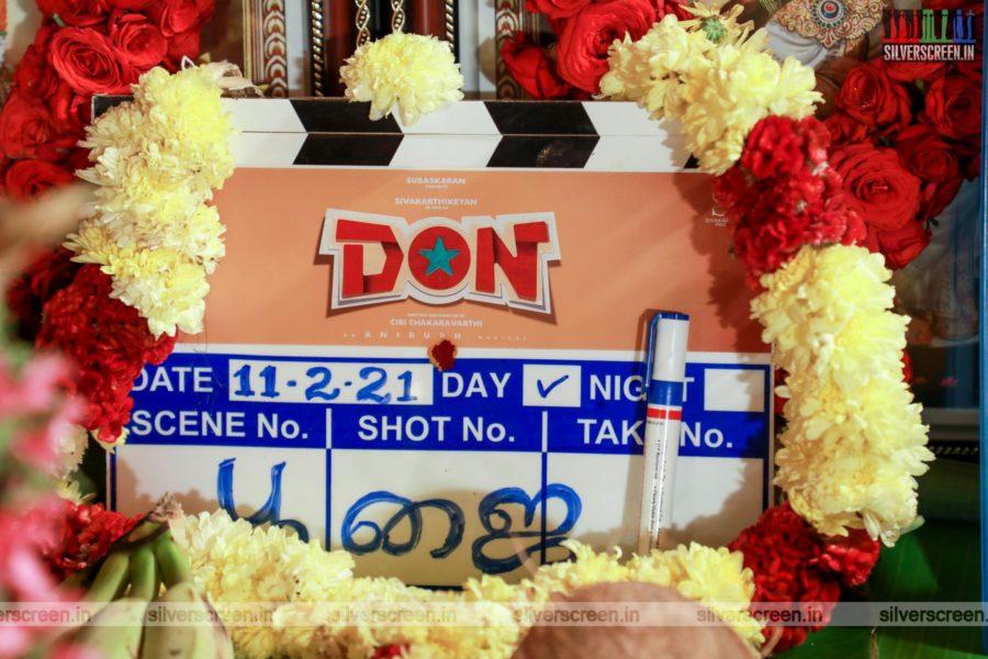 Sivakarthikeyan At The Don Movie Launch