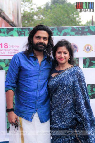 Celebrities At The 18th Chennai International Film Festival Inaugural Function