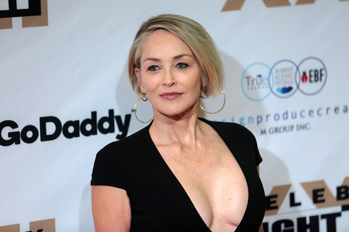 Sharon Stone Says She Was Tricked Into Shooting
