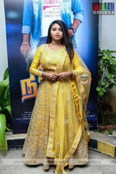 Elakiya At The Nee Sudathaan Vandhiya Movie Launch