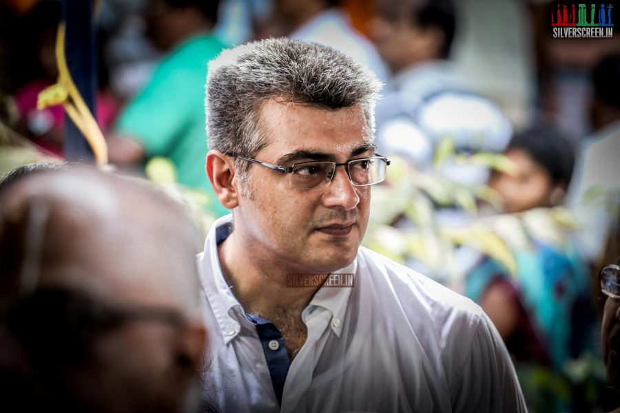 Ajith Kumar HQ Photos