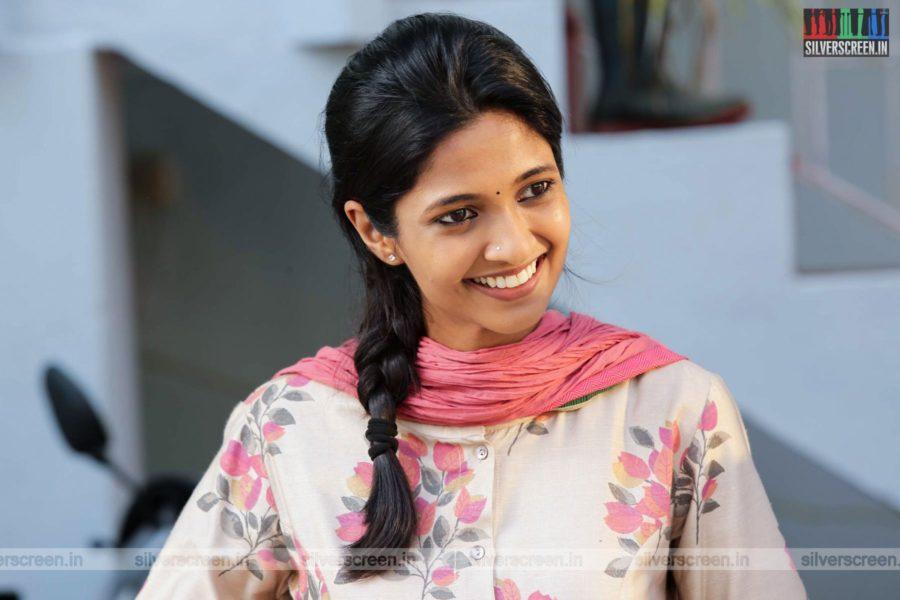 Anbirkiniyal Movie Stills Starring Keerthi Pandian