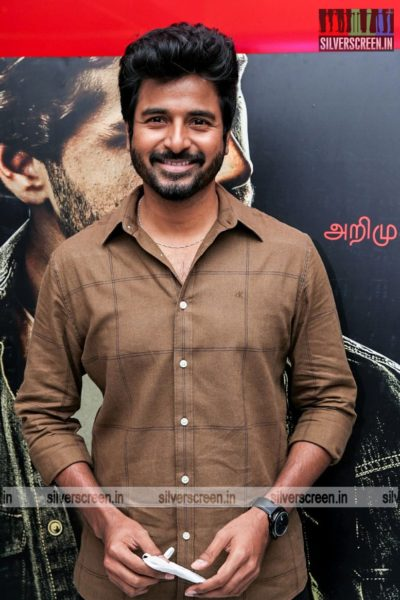 Sivakarthikeyan At The 99 Songs Audio Launch