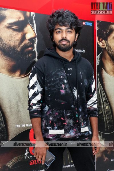 GV Prakash Kumar At The 99 Songs Audio Launch