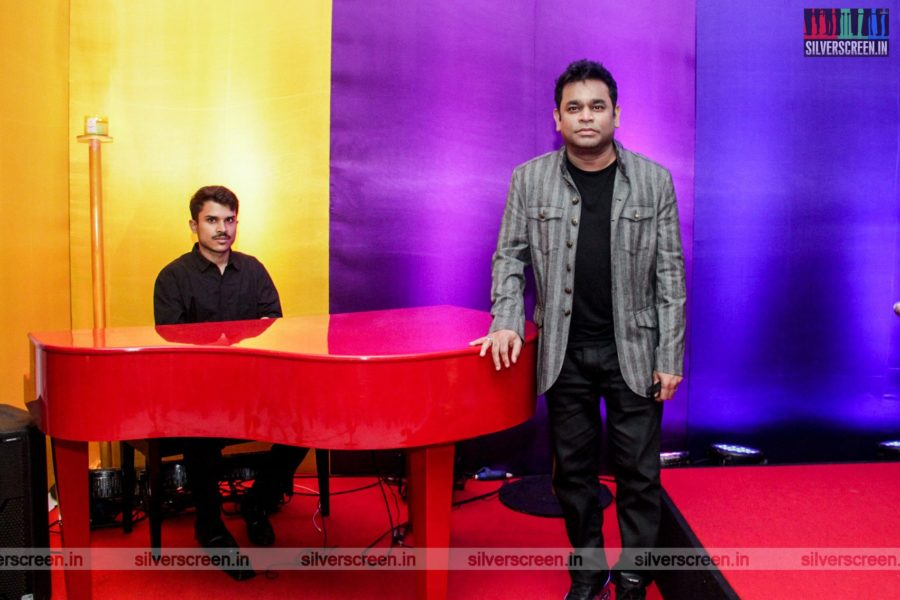 AR Rahman At The 99 Songs Audio Launch