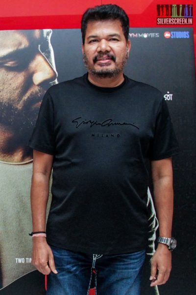 Shankar At The 99 Songs Audio Launch