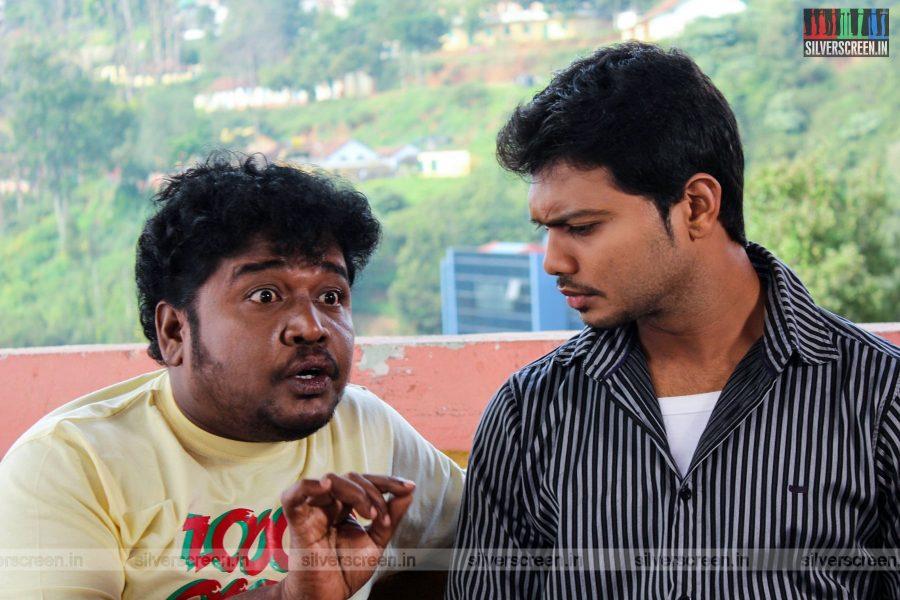 Boom Boom Kalai Movie Stills Starring Kevin, Appukutty
