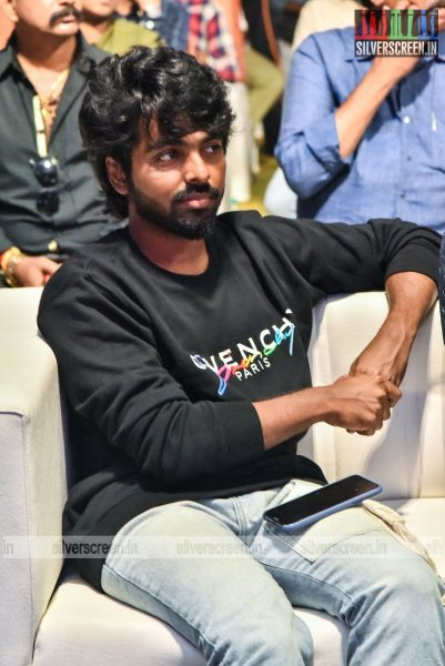 GV Prakash Kumar At The Thalaivi Trailer Launch In Chennai