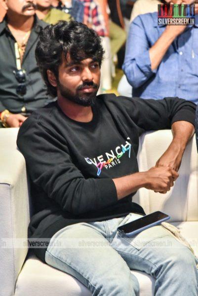 GV Prakash Kumar At The Thalaivi Trailer Launch In Chennai