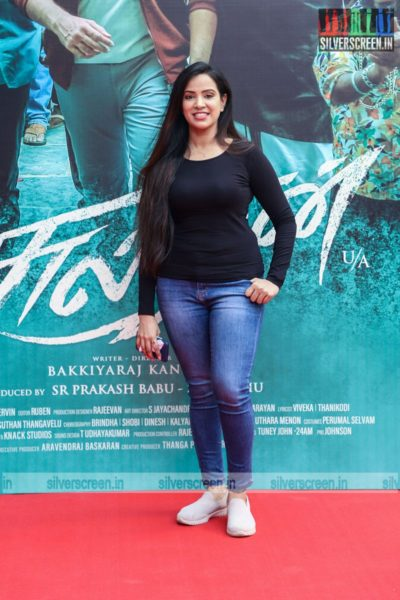 Celebrities At The Sulthan Pre-Release Event