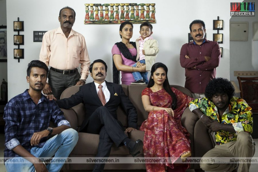 Nenjam Marappathillai Movie Stills Starring SJ Suryah, Nandita Swetha, Regina Cassandra