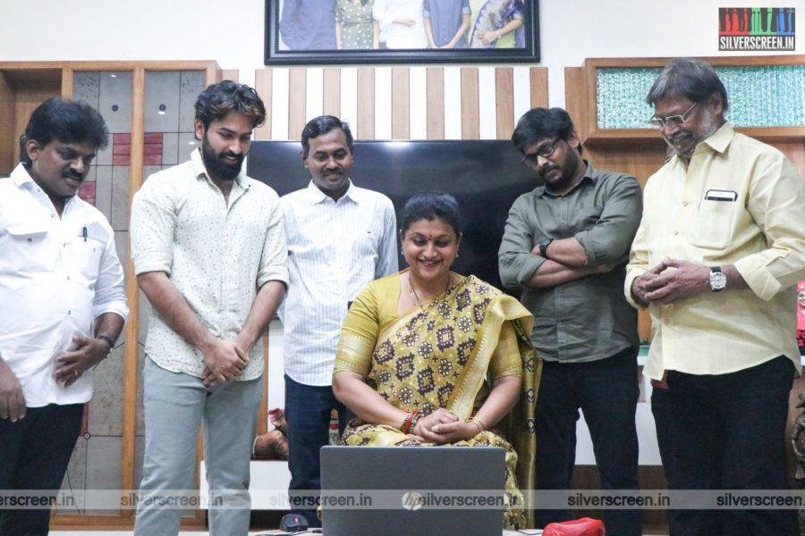Roja At The Mayathirai Single Track Launch