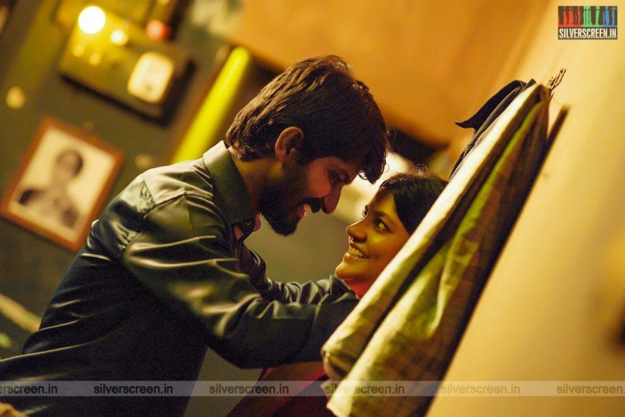 Theethum Nandrum Movie Stills Starring Rasu Ranjith,  Aparna Balamurali