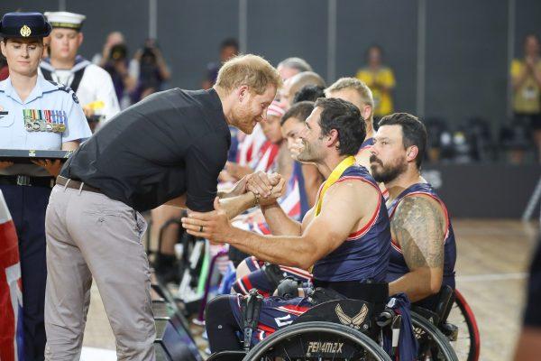 Invictus Games Sydney 2018 - Day 8