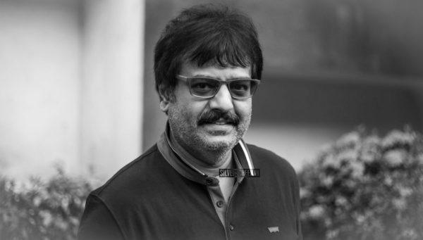 Vivek At The Ezhumin Press Meet