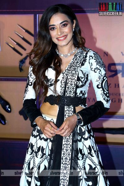 Stefy Patel At The Borrder First Look Launch