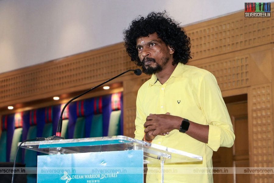 Sendrayan At The Sulthan Succes Meet