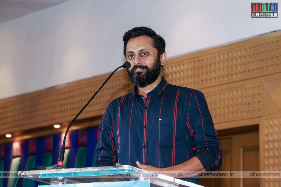 Celebrities At The Sulthan Succes Meet
