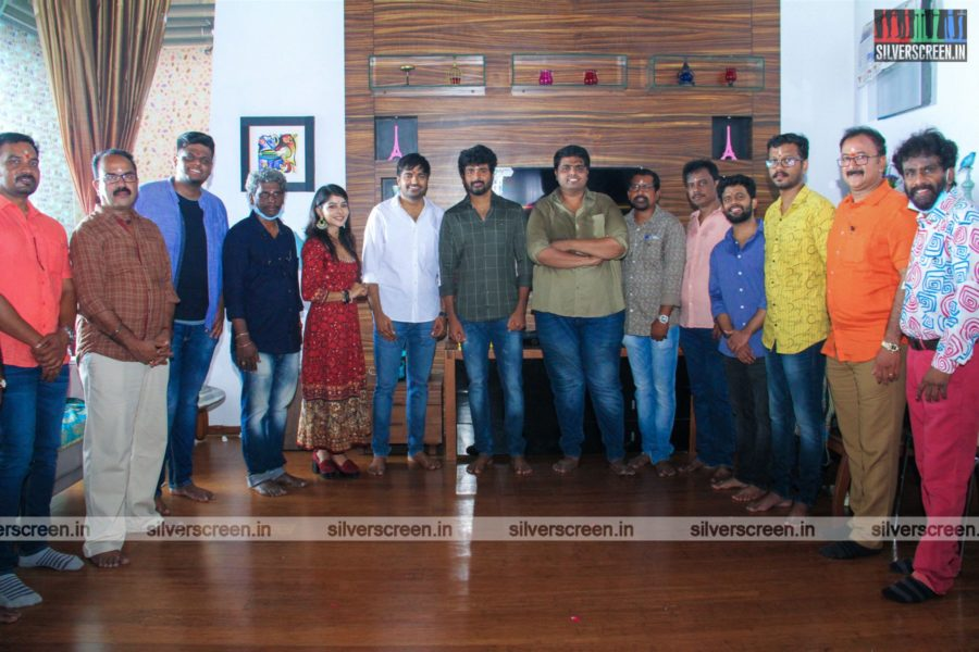 Celebrities At The AGS Production No. 11 Movie Launch