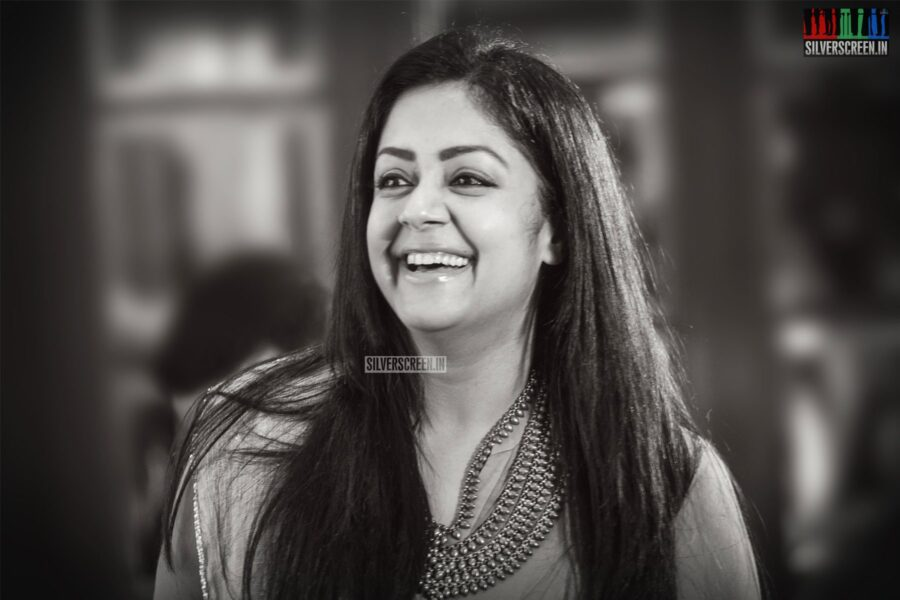 Jyothika At The 'Jackpot' Audio Launch