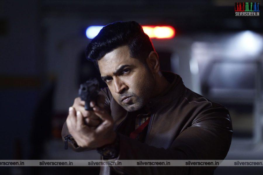 Borrder Movie Stills Starring Arun Vijay